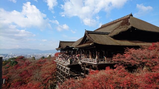 京都ー清水寺