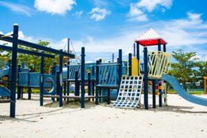 公園、遊具