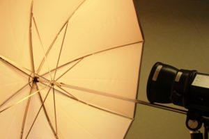 写真館-写真館のストロボ