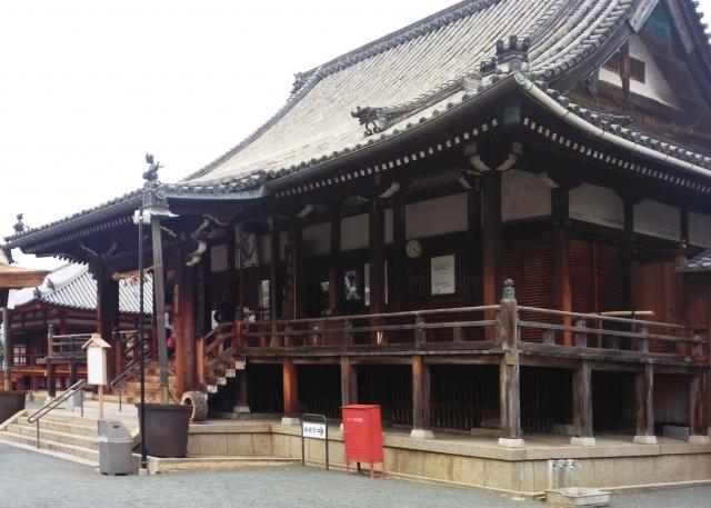 茨木-大阪 西国三十三所第22番 総持寺 本堂