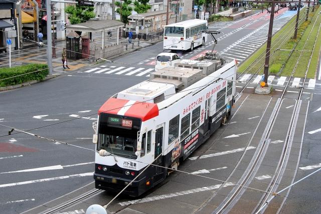 豊橋市-(豊橋鉄道)路面電車