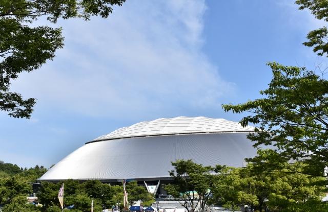 所沢-メットライフドーム