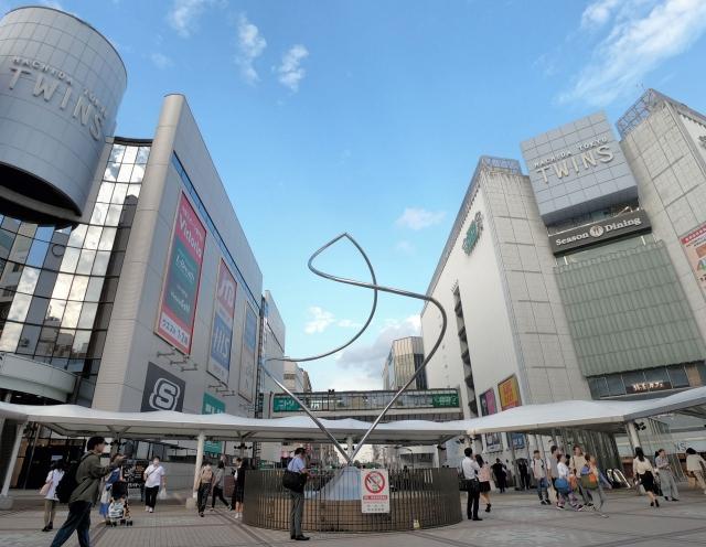 町田-町田駅前広場